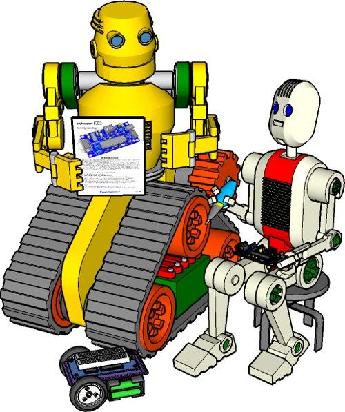 Blueerobot