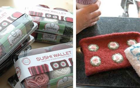 Sushiwallet Kit