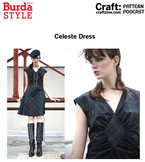 Craftpodcast Celestedress
