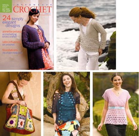 Interweave Crochetspring2007