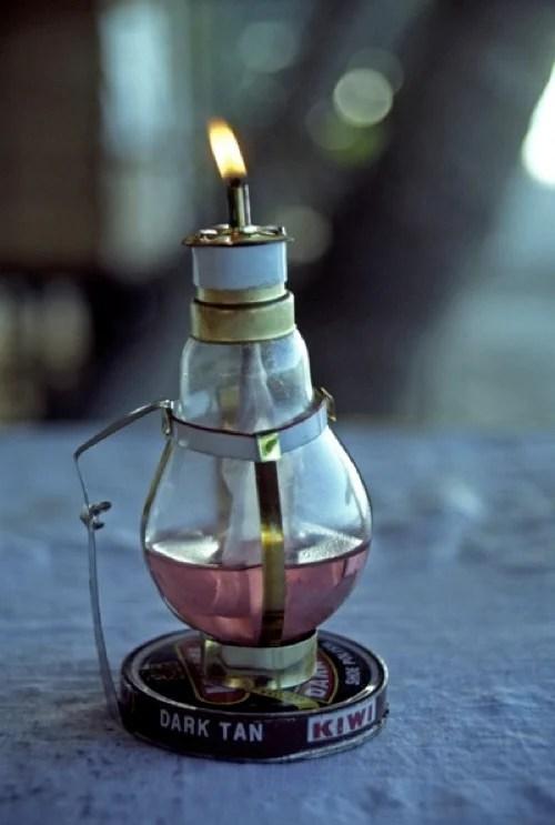 Kiwi-Lamp