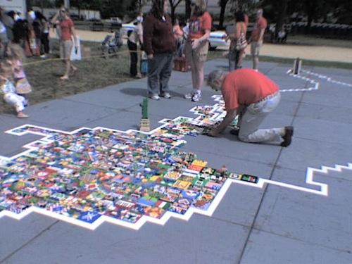 Legoatworldchildrensfestival