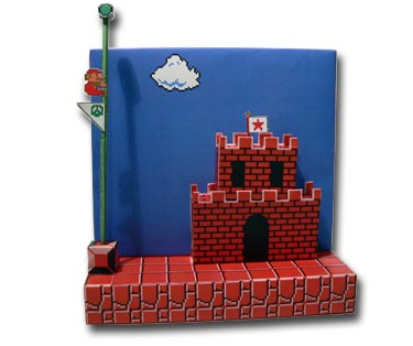 Mario-Papercraft-W1-1-End