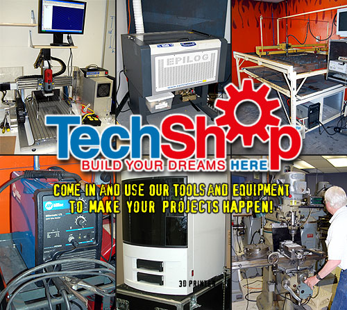 Techshop Make Blog
