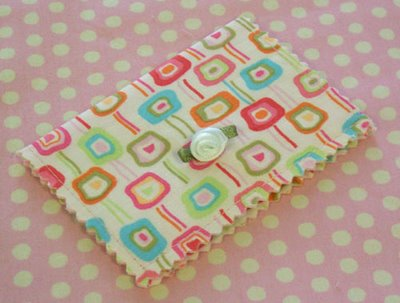 Fabriccardholder