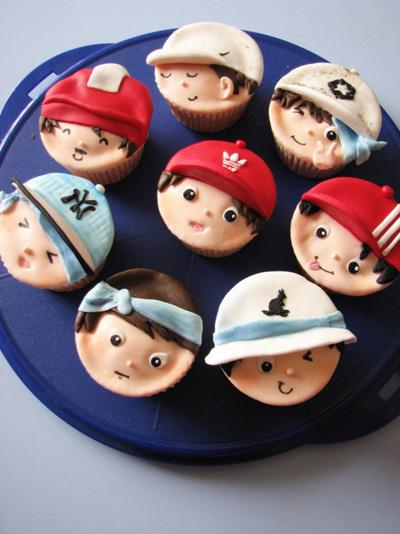 Baseballcupcakes