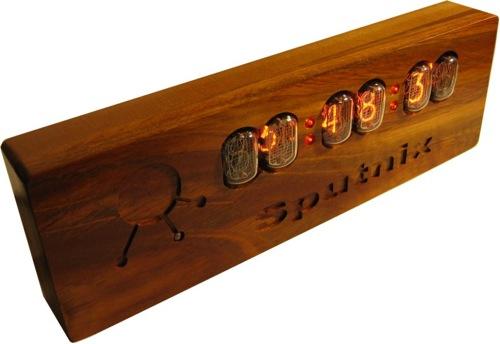 Cherry Clock Oblique