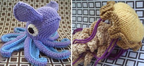 Crochetseacreatures Patterns