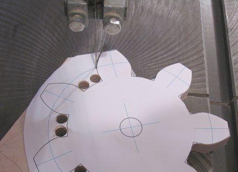 Gear template generator | Make: