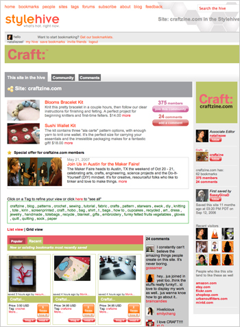 Stylehive Crafthome