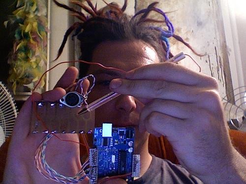 MIDI Arduinophone
