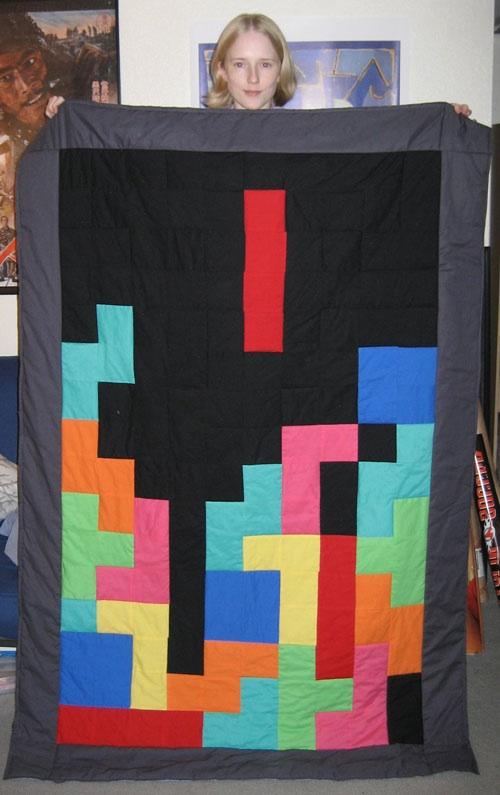 Blog Tetrisquilt