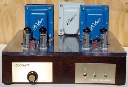 Ecc802S-Srpp-El84-Push-Pull-Tube-Amplifier