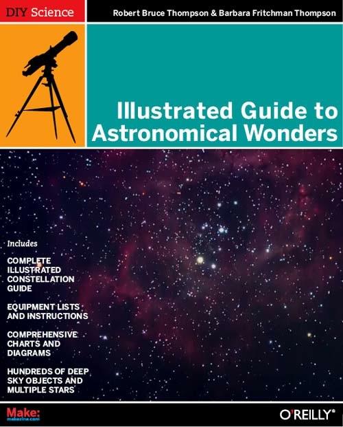 Diyscience Astronomy Cover