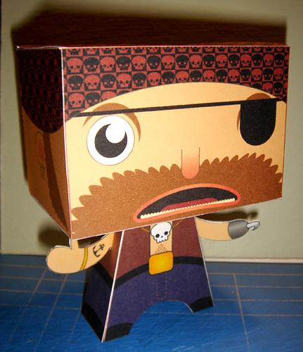 Custom Paper Toys | Make: