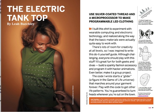 Blog Electrictank