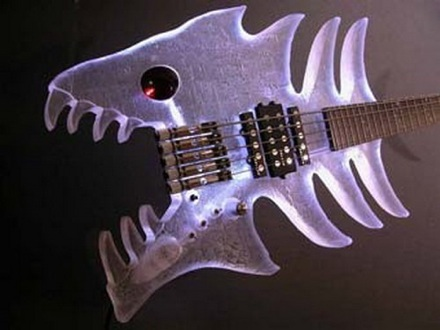Strange Guitar 10