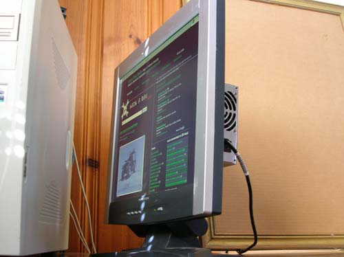 HOW TO - Replace an LCD monitor power supply | Make: