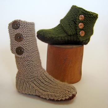Boots Wheatgreen