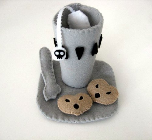 crafty plush poison tea