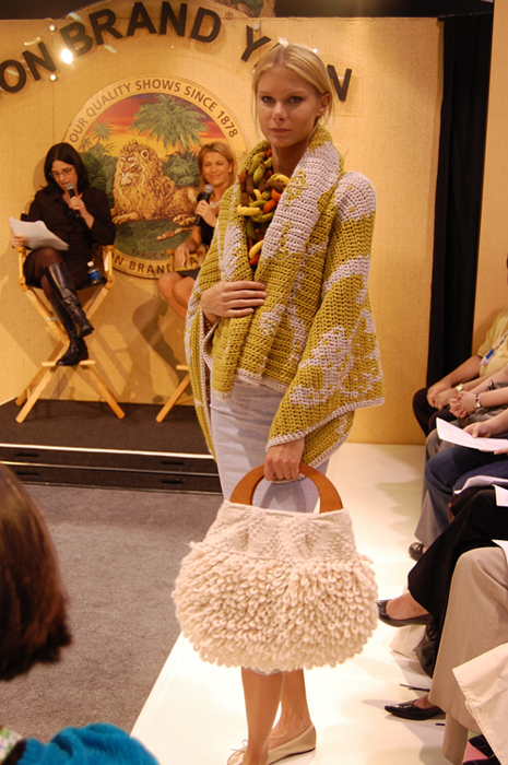 Lionbrand Sweaterbag-1