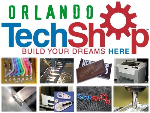 Techshop Orlando Make Blog
