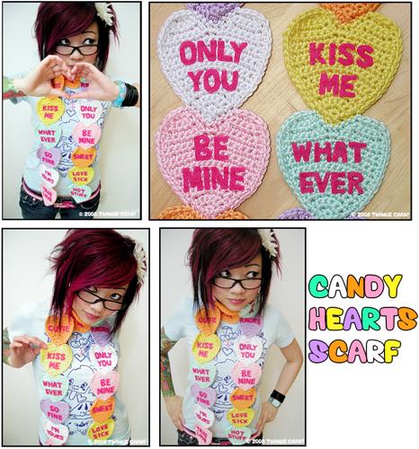 Twinkiechan Heartscarf