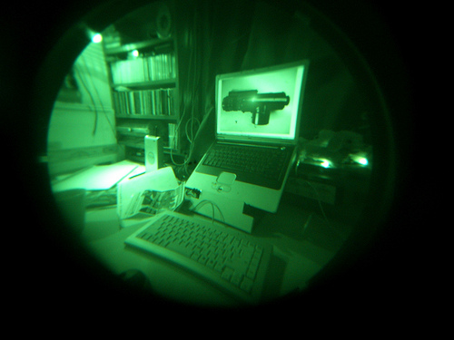 Nightvision Sight Example-1