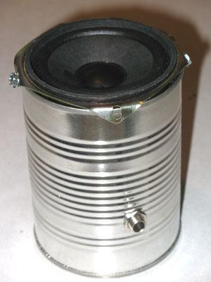 Tin Can Amp