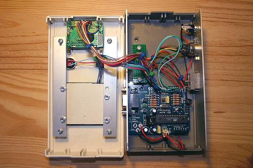 Arduino Midi Touchpad