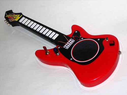 Circuitbent Guitar