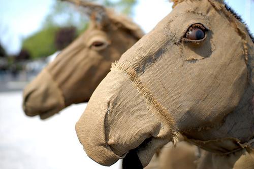 Makerfaire Horses