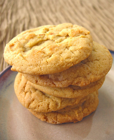 Saffron Cookies2