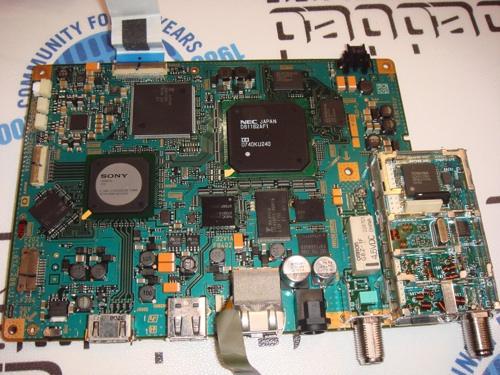 Sony Xel1 Mainboard