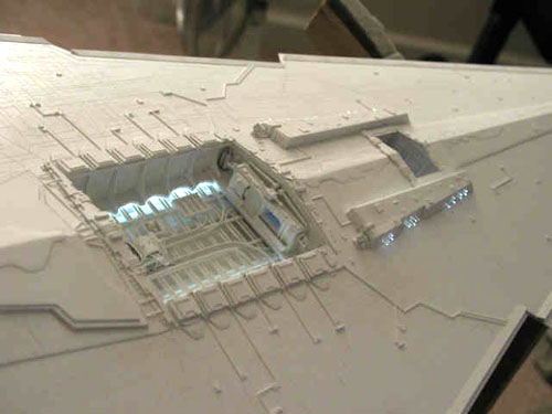 Star Destroyer Detail