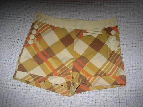 70s short shorts