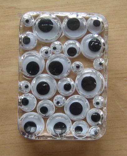 googly eyes magnet resin