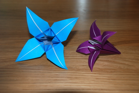 Lilyflowerorigami