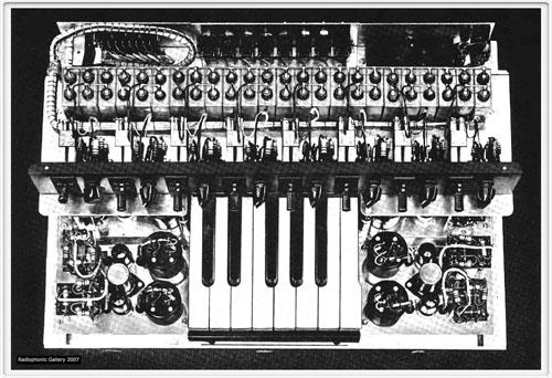 Radiophonic Workshop Keyer