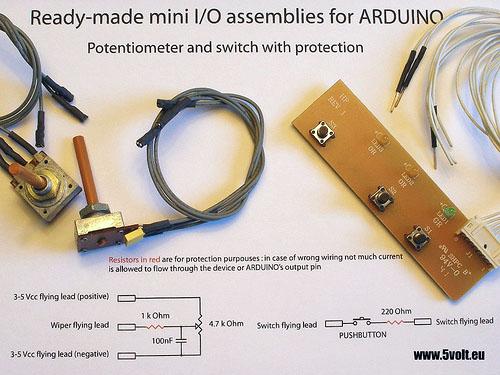 Arduino Potswitch