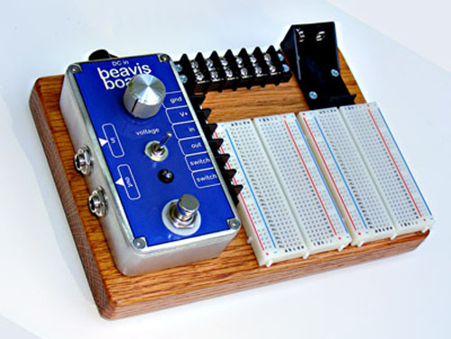 Guitar Pedal Prototyping Kit Make