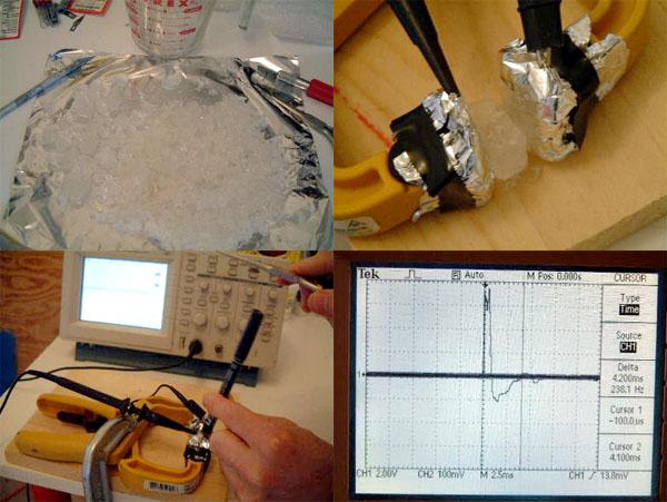 How To Make Piezo Crystals At Home Make