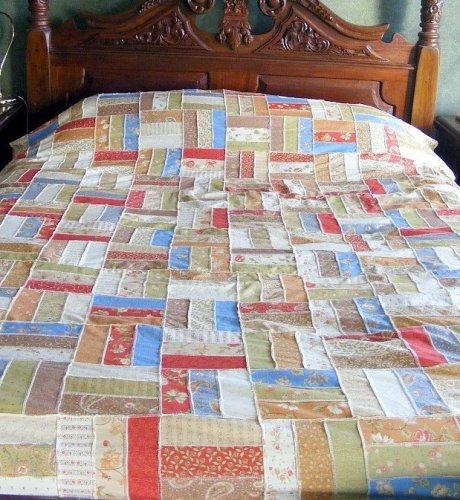 overlocking quilt