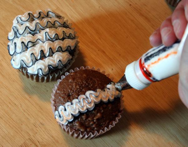 swirled cupcakes