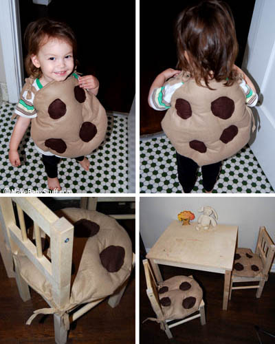 cookie costume