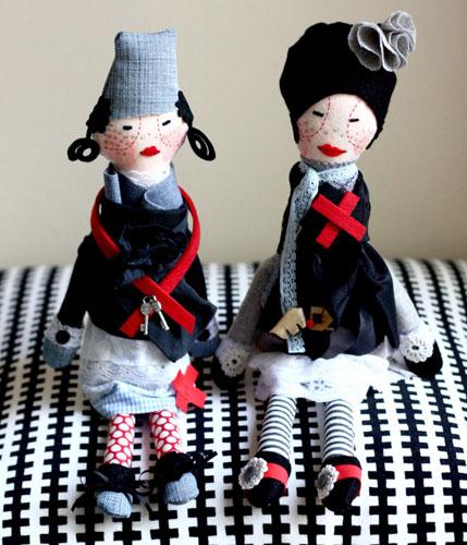 kup kup show dolls