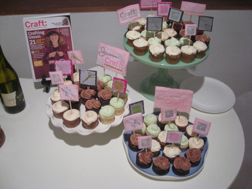 Plush You cupcakes