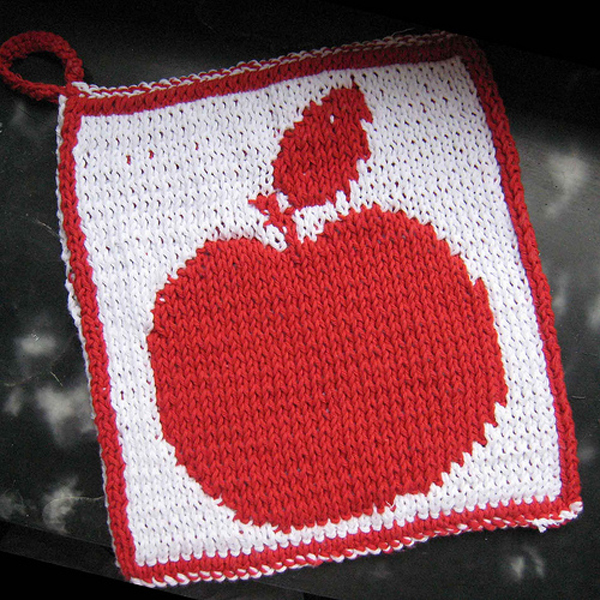 HOW TO - Apple Potholder | Make: