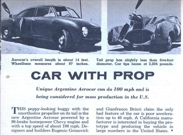 Lrg Prop Car