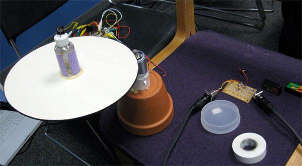 Rotatingmicrophone